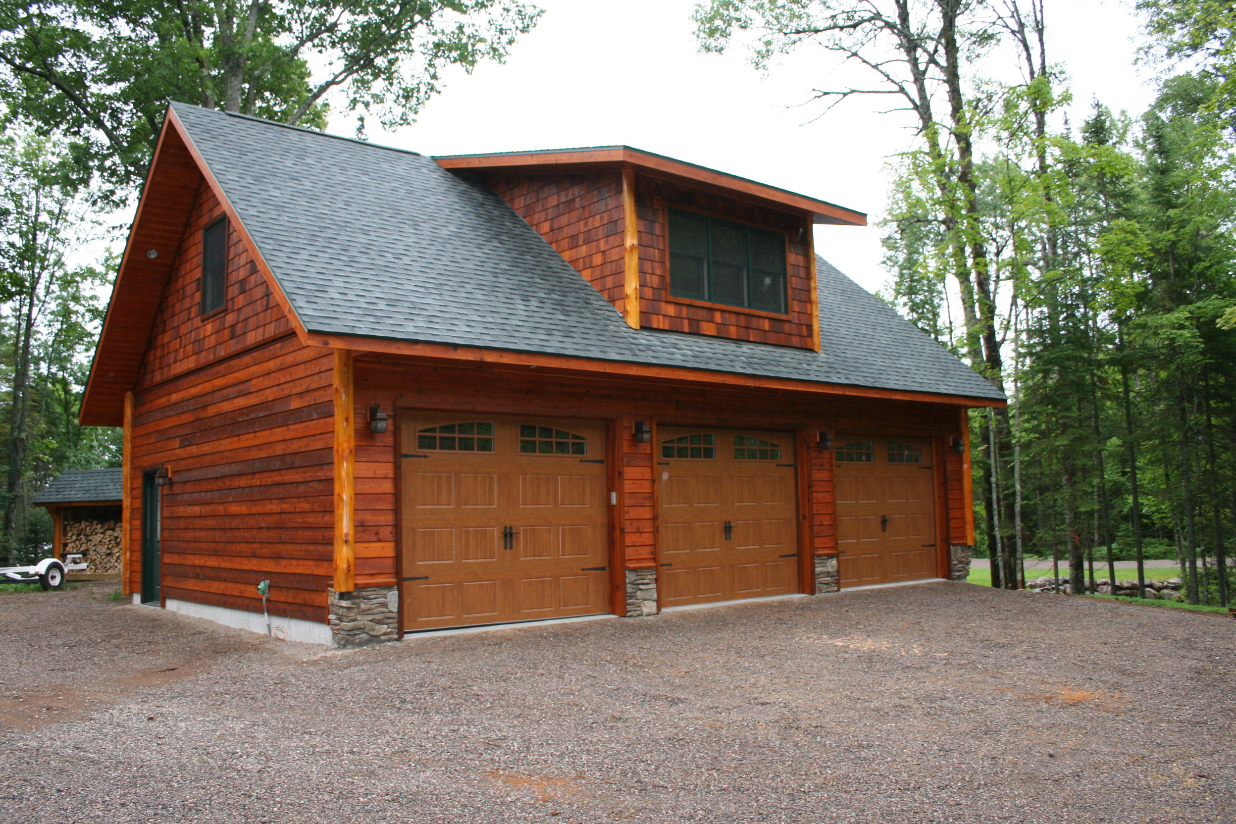 1000 Images About Out Buildings Garages On Pinterest